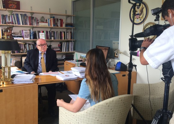 CNN interviews Dr. Carnevale about the high cost of college tuition