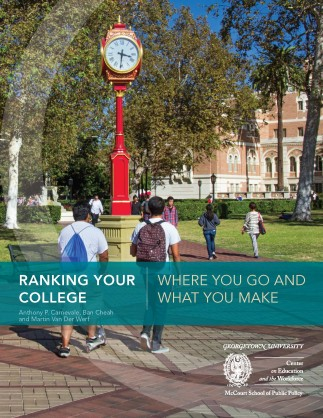 Ranking your college