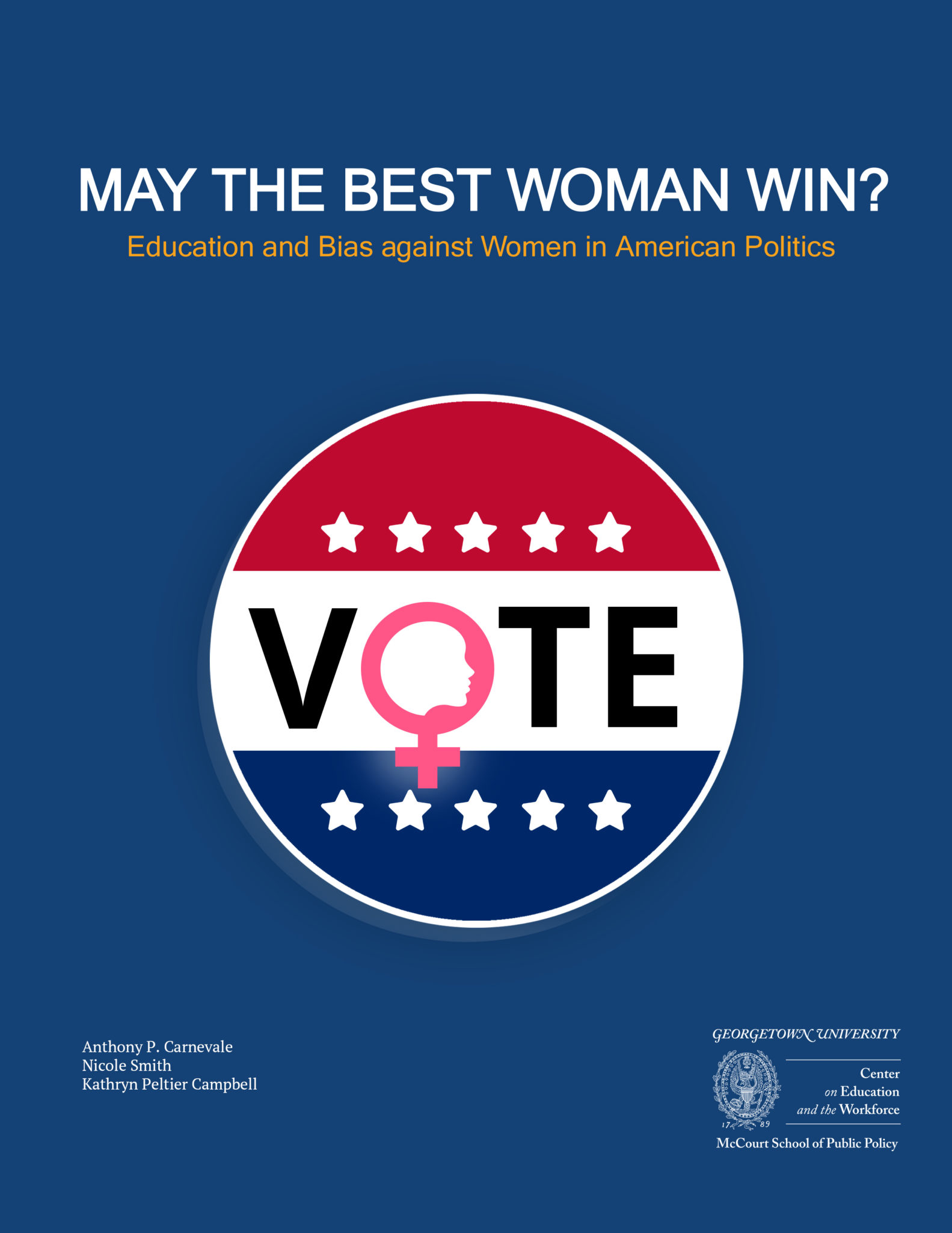May the best woman win?